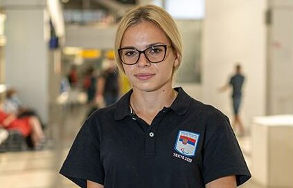 Bez medalje: Atletičarka Saška Sokolov završila na petom mestu