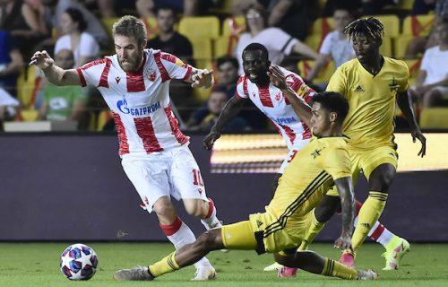 Šerif raspršio san Zvezde o Ligi šampiona: Ništa od duela sa Dinamom, crveno-beli idu ka Ligi Evrope