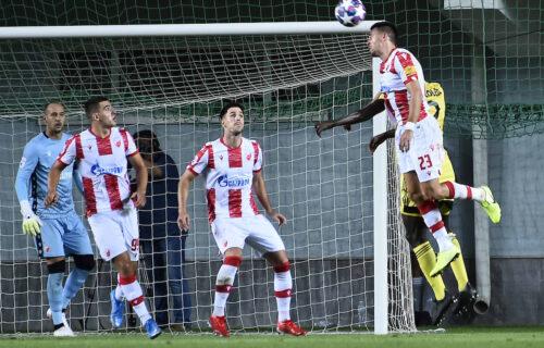 Posle šoka u Moldaviji, Zvezda neće daleko: Srpski šampion u Rumuniji traži put ka Ligi Evrope!