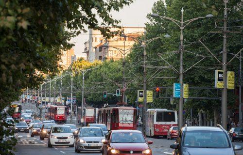 Vozači, PAŽNJA! Zatvoren centar grada: Detaljan SPISAK ulica u kojima neće biti saobraćaja do 13 časova