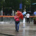 Pravo JESENJE vreme: Oblačno sa slabom kišom - evo od kad će biti TOPLIJE