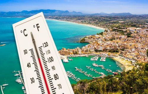 Evropa OBORILA REKORD: Zabeležena najviša temperatura ikad, stručnjaci u neverici