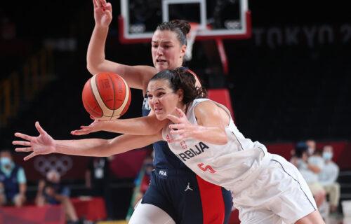 Prva izjava Sonje Vasić po kraju košarkaške karijere: Emotivni izliv najbolje srpske košarkašice!