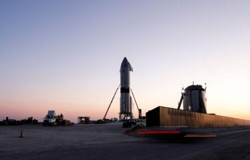 Milijarder završio NAJVEĆU raketu u istoriji: Pogledajte Starship koji će nas odvesti na Mars (FOTO)