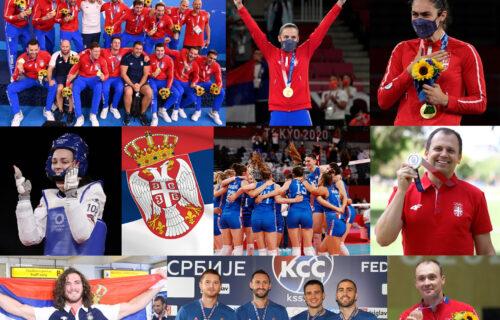 Poslušajte: Nova navijačka himna u čast naših olimpijaca! (VIDEO)