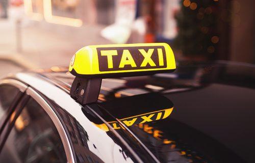Nova PRAVILA na taksiste: Liste čekanja za prevoz putnika, a evo šta se dešava kada se odbije vožnja