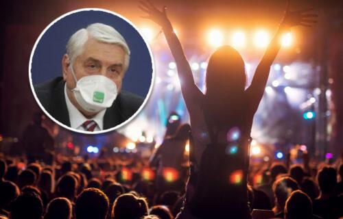 """Da li Srbiju čekaju """"zdravstvene propusnice""""? Dr Tiodorović o NOVIM MERAMA, pomenuo i festivale"""