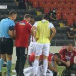 Drama u Turskoj: Sve je podsetilo na Eriksena, fudbaler Bešiktaša se srušio na teren (VIDEO)