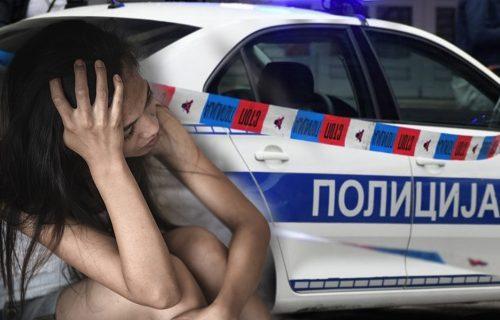 Drama na Čukarici: Mlađa žena sa nožem izašla na terasu i PRETILA SAMOUBISTVOM