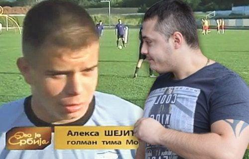 Belivukov MONSTRUM optužen za SILOVANJE navijača se pojavljivao na TV ekranu! Evo o čemu je pričao (FOTO)