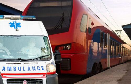 Srbi preživeli DRAMU u Banjaluci: Iskočili iz voza jer su PROMAŠILI stanicu, muž nagovarao ženu na skok
