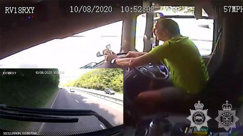 42 prekršaja za ČETIRI sata i teška nesreća: Ovaj vozač ostaće duže vreme u zatvoru (VIDEO)