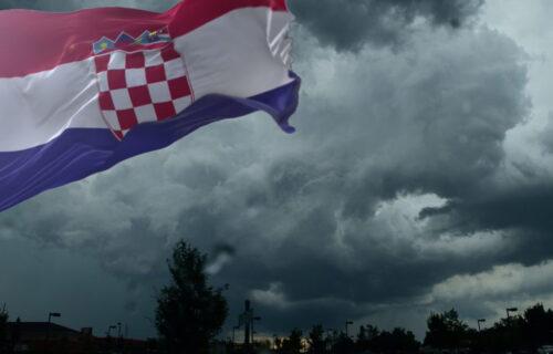 TORNADO u Hrvatskoj: Pola Splita potopljeno, slike OBIŠLE region (FOTO+VIDEO)