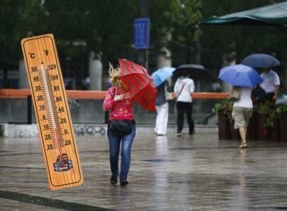 Osveženje konačno stiže: Meteorolozi najavilu KIŠU narednih sati u Srbiji, evo i gde tačno