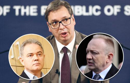 Skandal! Đilasov Lutovac PRETI Vučiću: Ko si ti da u Srbiji donosiš odluke bez stranaca? (FOTO)