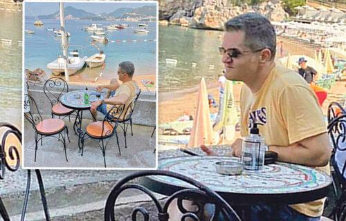 Don Vuk dao MILIONČE za letovanje: Bahati Jeremić uživa u hotelu narko-bosa Darka Šarića (FOTO)