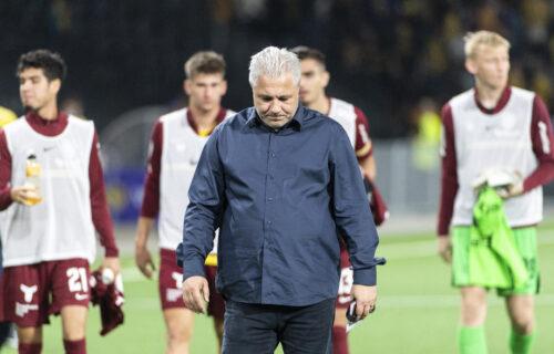"""Rasulo u Klužu pred dolazak na Marakanu: Trenera rumunskog tima napali novinari, a on ih """"kulirao"""""""