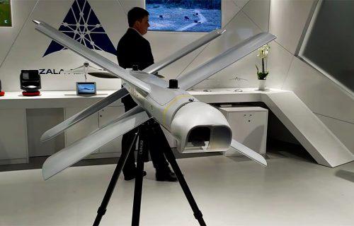 """Rusija testira """"leteći"""" Kalašnjikov: Dron KAMIKAZA uništava mete s hiruškom preciznošću (VIDEO)"""
