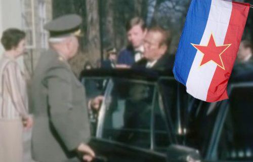 Zataškavan INCIDENT Titove Jugoslavije? Broz umalo ostao bez ruke, za sve je KRIV jedan čovek (VIDEO)