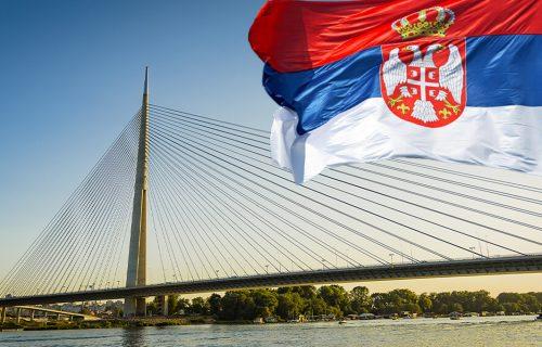 Svi simboli Beograda BIĆE OSVETLJENI u bojama zastave Srbije: Pozdrav za veliki uspeh naših olimpijaca