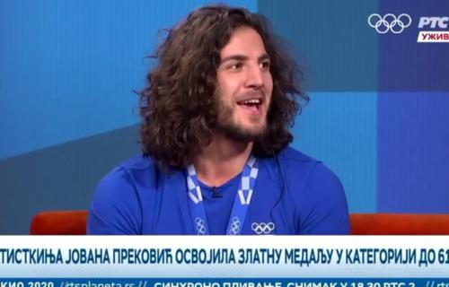 Urnebesna scena na RTS: Aca pitao Zuraba da kaže nešto na srpskom, a on nasmejao celu državu (VIDEO)