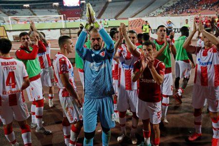 """""""Delije"""" okupile fudbalere ispred Severa, pa im poručile JEDNU stvar (FOTO)"""