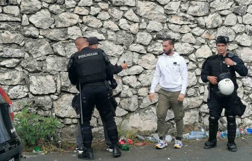 Sekulović: Srazmerna upotreba sile, ispoštovana ustavna prava