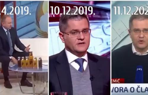 VAŽNO PODSEĆANJE! Kurti ugnjetava srpski narod na KiM, a Đilas i Jeremić ga HVALILI (VIDEO)