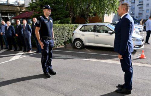 Vulin sa čelnicima novosadske policije: Radi se na rasvetljavanju UBISTVA koje se dogodilo sinoć