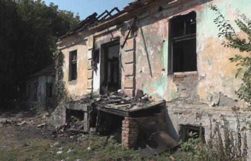 Prvo su uočili lobanju, a zatim i kosti: Komunalci iz Čačka u kući strave zatekli UŽASAN PRIZOR (FOTO)