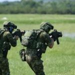 """Moćnu SRPSKU vojsku posmatraće Amerikanci i Nemci: Pešadijska četa na vežbi """"Ukrštene sablje 21"""""""