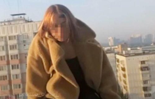 (UZNEMIRUJUĆI VIDEO) Mlada Ruskinja (17) uživo prenosila svoje samoubistvo: Jeziva tragedija u Zelengradu