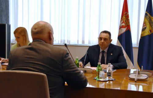 Ministar Vulin: Sporazum će doprineti uspostavljanju međunarodnih standarda na beogradskom aerodromu
