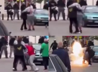 Zbog NEREDA na Cetinju prekršajne prijave protiv još 10 osoba: Policija identifikovala još 57 HULIGANA
