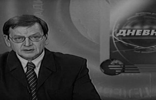 Preminuo novinar Petar Lazović