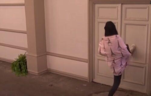 "Aleksandra Subotić pokušala da POBEGNE iz ""Zadruge 5"", a sve zbog NJEGA: Lomila sve pred sobom (VIDEO)"