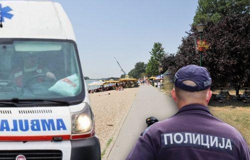 Strašna TRAGEDIJA u Beogradu! Dečak (16) preminuo na fudbalskom terenu Ade Ciganlije