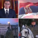 """""""To je nova Srbija, drugačija i ponosna, koja nikoga neće da moli"""": Vučić poslao JASNU PORUKU (VIDEO)"""