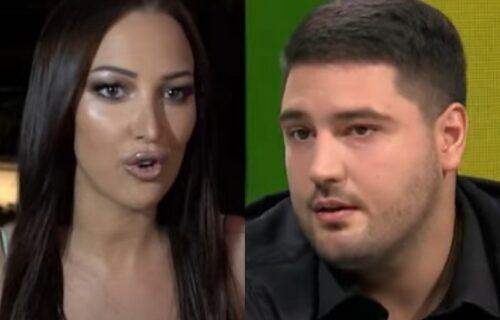 """Ljuba Perućica progovorio o ODNOSU sa bivšom devojkom Aleksandrom Prijović: """"Ona ne daje prostora za TO"""""""