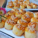 Vruće, lagane i mekane kao duša: Najbolje pogačice sa sirom (RECEPT+VIDEO)