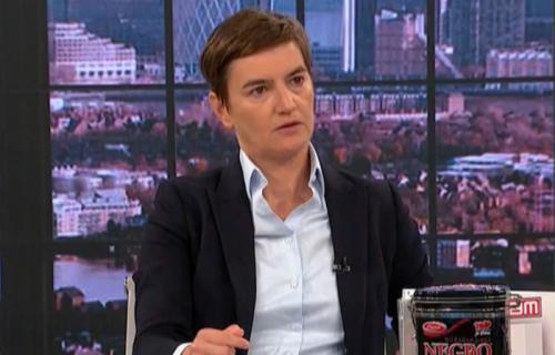 Ana Brnabić: Obratiću se nakon sednice Kriznog štaba, najvažnije je da se škola NASTAVI