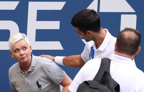 Tužno i bizarno: Tenis diskvalifikovan zbog istog razloga kao Novak Đoković! (VIDEO)