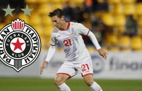Crno-beli bi mogli da dobiju novo pojačanje: Bivši igrač Sportinga na probi u Partizanu