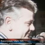 Mnogi nisu mogli da veruju: Sličnost pokojnog Dude Ivkovića i njegovog sina je neverovatna! (FOTO)