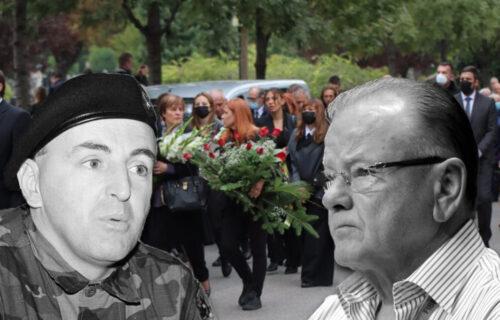 DETALJ zaprepastio sve na sahrani: Grob Dude Ivkovića blizu Arkanovog, deli ih samo jedna stvar (FOTO)