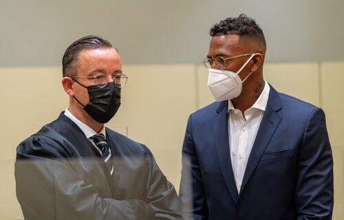 Boateng osuđen zbog nasilja nad ženama: Nemac izbegao zatvor, ali će morati da plati veliku sumu!