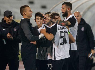 (UŽIVO) Ovo mora da se koristi: Miljković propustio izuzetnu priliku za pogodak!