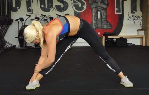 Svaki mišić ćete razdrmati: Snažno, od početka do kraja, 13 minuta paklenih vežbi (VIDEO)