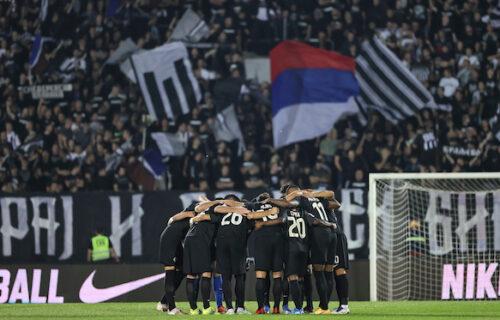 """Vest koju su """"grobari"""" čekali: Da li ovo znači da Partizan nije kažnjen za Ligu konferencija?"""
