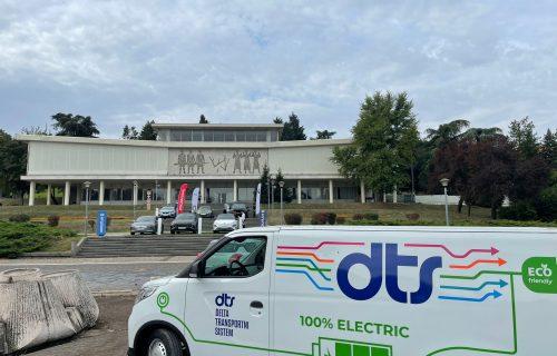 Prvi potpuno električni kombi na ulicama Srbije